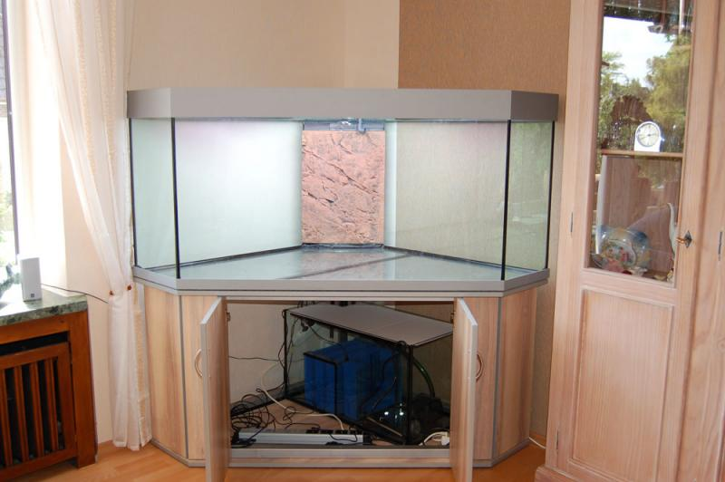 aquarienbau brillant aquarium aquariumbau profiline delta eck aquarium. Black Bedroom Furniture Sets. Home Design Ideas