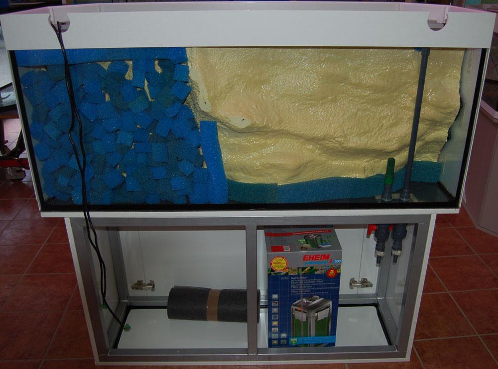 Kochinsel Mit Integriertem Aquarium ~ aquarienbau brillant aquarium